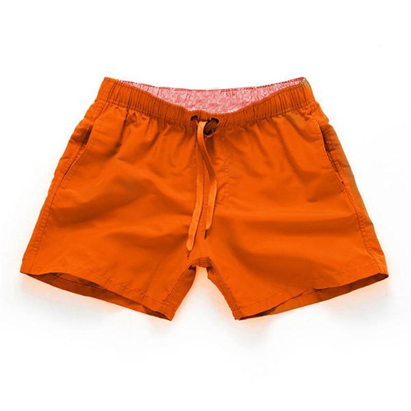 Swimming trunks men Summer Breeches board shorts Casual Bermudas Black White Boardshorts Homme Classic Clothing Beach Short Male 4