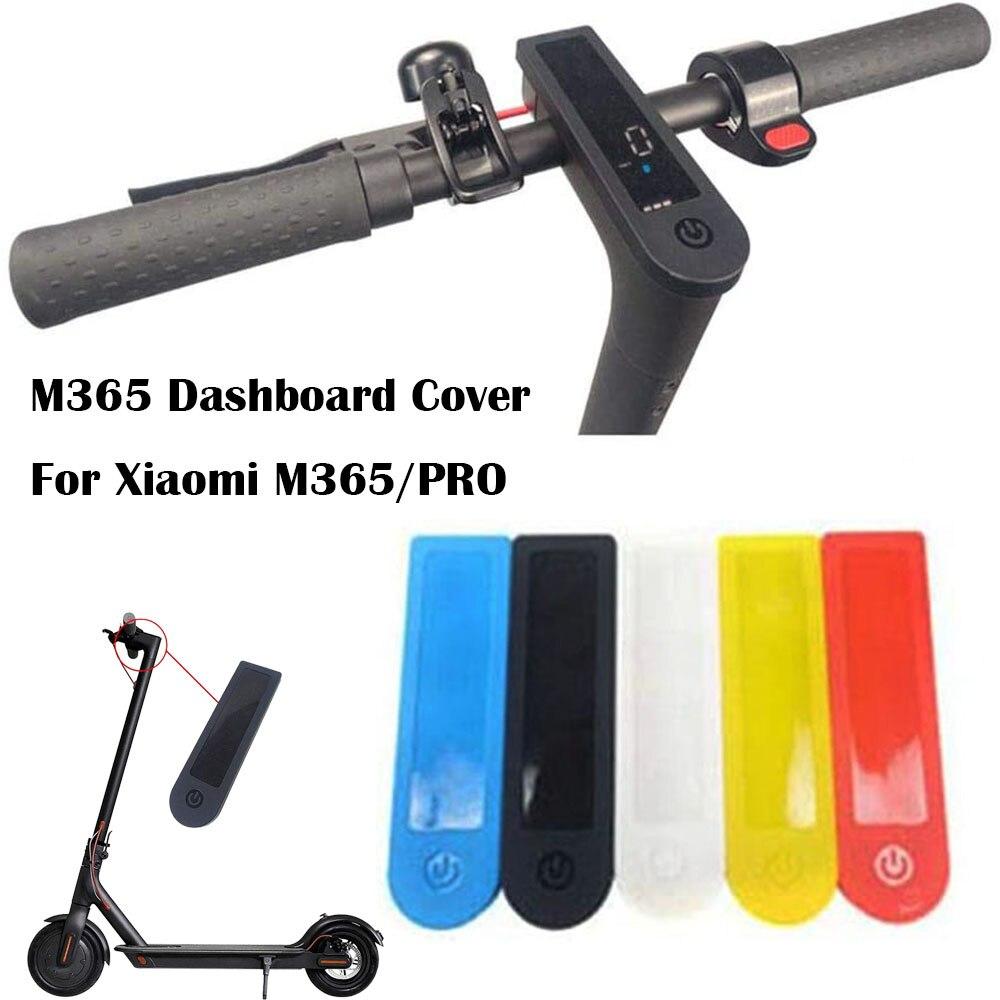 Чехол для приборной панели скутера, мягкий силиконовый чехол для печатной платы, водонепроницаемый защитный чехол для Xiaomi Mijia M365 Pro Access, 1 шт.