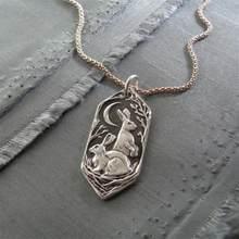 Colar de corrente de colar de corrente de colar de corrente de prata de prata de prata