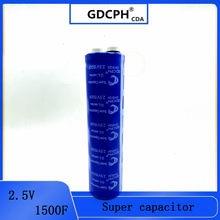 Super kondensator zgrzewanie punktowe elektromechaniczny pojemnik 2.5V1500F o dużej pojemności kondensator Fala może być używany jako modu