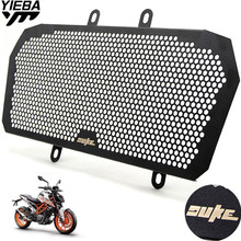 cnc Motorcycle Radiator Guard Grill Protection Grille Cover For KTM DUKE 390 Duke390 2013 2014 2015 2016