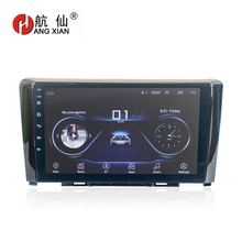 HANG XIAN 9 2 din Android 8.1 Car gps dvd multimedia for Greatwall Haval Hover H6 2011-2016 car dvd player GPS navigation wifi