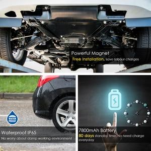 Image 5 - 3G GPS Tracker Car Tracker TKSTAR 7800mAh 80 Days Tracker GPS Magnet Shock Drop Overspeed Alarm GPS Locator Car