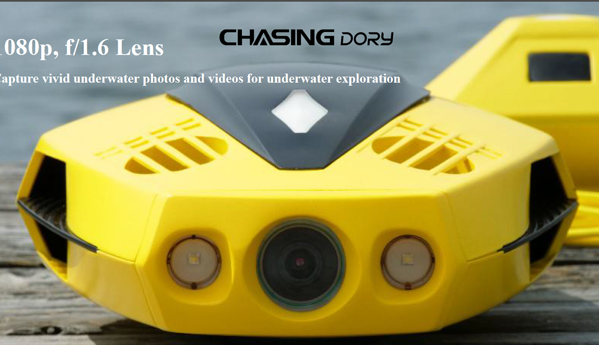 He02560f754974926a9d8e7fa18327d46x - In Stock Chasing DORY Mini Underwater Diving Fishing 1080P HD Video Camera Drone Robot 15M Depth Lowest Prices