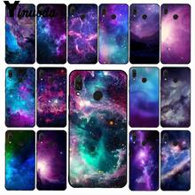 Yinuoda Space สำหรับ Galaxy Universe Star Dark เคสโทรศัพท์สำหรับ Xiaomi Redmi8 4X 6A S2 Go Redmi 5Plus note8 Note5 7 Note8Pro(China)
