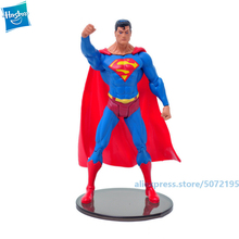 Hasbro Justice League Comic Hero Model Toys superman  batman Leaders of the Alliance Some joints can rotate