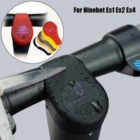 Funda de silicona impermeable para patinete eléctrico Ninebot Es1 Es2 Es4, Protector para Panel de circuito y fijación de arañazos
