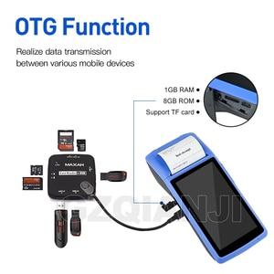 Image 4 - Imprimante Mobile thermique Wifi Bluetooth, 58mm, Terminal portable sans fil, caméra PDA, appareils mobiles