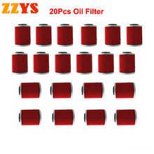20pcs Oil Filter For CAN-AM Outlander MAX 330 400 500 650 800 800R 1000R MAX 400 650 800 SL1000 DS650 ETV1000 RSV1000 DS650X