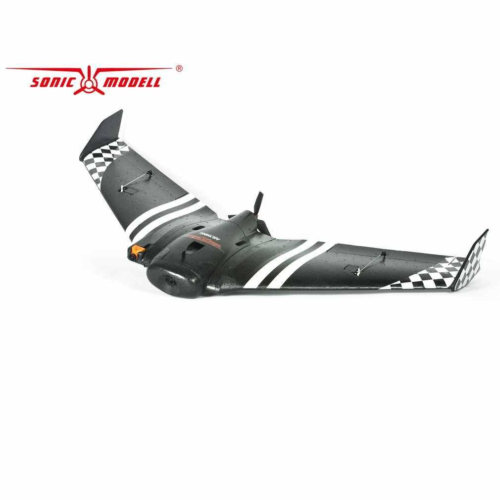 ZOHD SonicModell AR Wing 900 мм EPP размах Wingspan RC вид от первого лица для БПЛА фиксированное крыло планер Дрон модель самолета с 80 + км/ч обновленная версия комплект