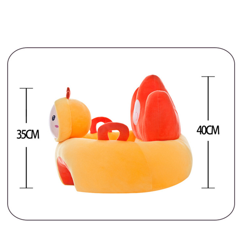 sofa bonito do bebe dos desenhos animados 04
