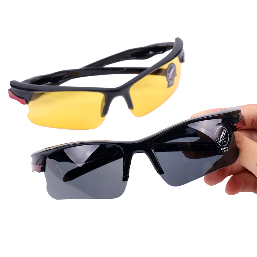 1PC Protection Goggles Anti-Glare Polarized Cycling Glasses Bicycle Glasses Sports Mens Sunglasses MTB Road Cycling Eyewear