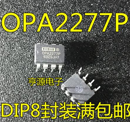OPA2277  OPA2277P DIP8