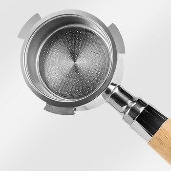 Фильтр для кофе без дна для Delonghi EC680/EC685 фильтр 51 мм Сменный фильтр Корзина Аксессуары для кофе