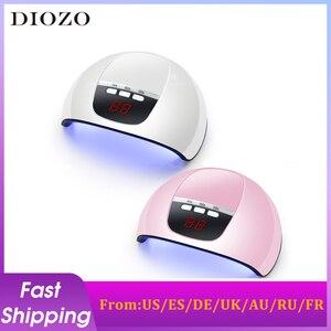 DIOZO 54W Nail Dryer UV LED Na