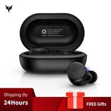 Whizzer APTX auricolari Bluetooth C3 TWS auricolari Wireless con Chip Qualcomm, controllo Volume, auricolari originali 36H Playtime