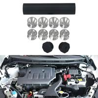 2019 new 9 inch Solvent Tube+D Cell Cups+End Caps Excellent Durable Metal Aluminium Car Fuel Filter for NAPA 4003 WIX 24003