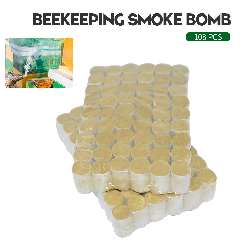 Image 2 - Brand Bee Smoker Bee Hive Transmitter Kit Beekeeping Tool High Quality Beekeeping Equipment Stainless Steel Suitable for Smoker-in Beekeeping Tools from Home & Garden