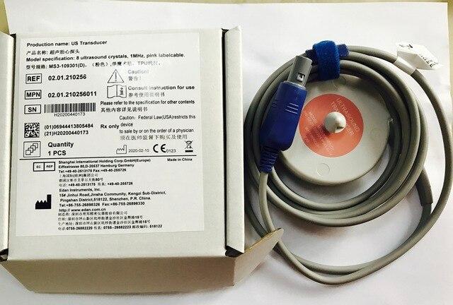 Sonde FHR (02.01.210256) pour moniteur EDAN F2 (nouveau, original)