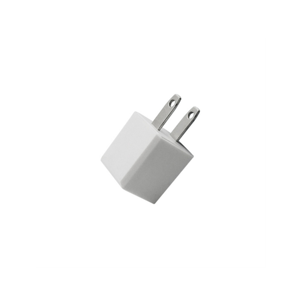 100pcs Classic USB Charger 5V1A Smart Charging Adapter Charge For IPh 6 7 8 X Plus US/JP/CH Plug USB Charger