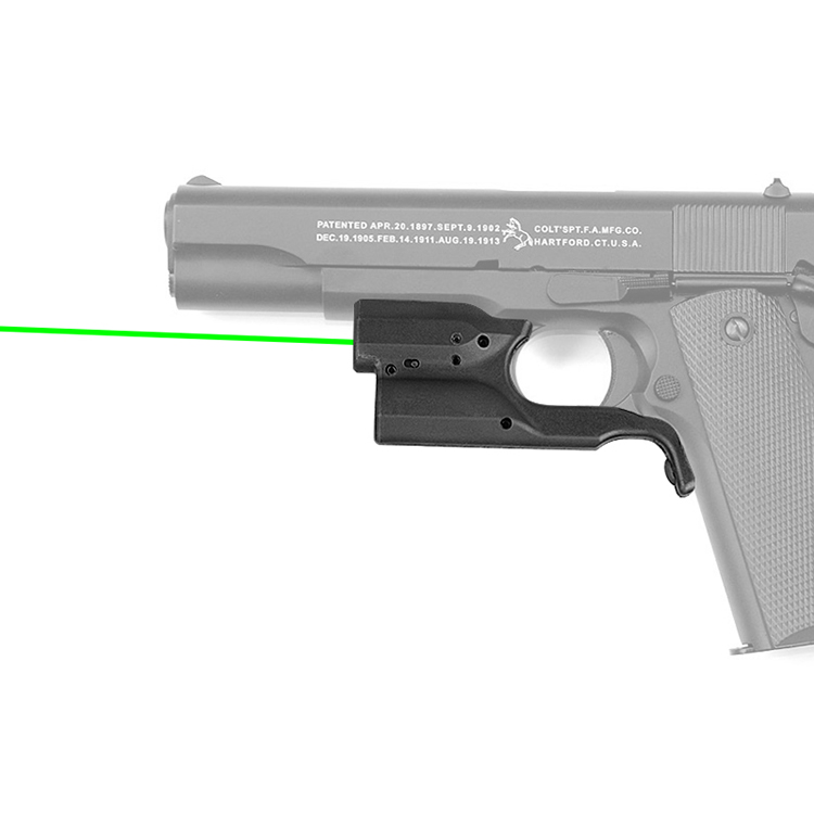 Pistol Gun Laser Sight Hanging Green Red Dot & Laser For Glock 1911 M92 Shooting Hunting-1