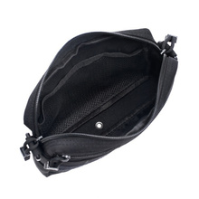 Multipurpose Pouches Outdoor Compact Pouch Tool Coin Waist Bag for Outdoors (Black)