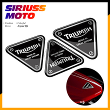 3D мотоцикл наклейка винт патч стикер чехол для Triumph Tiger 800 Daytona 675 675R