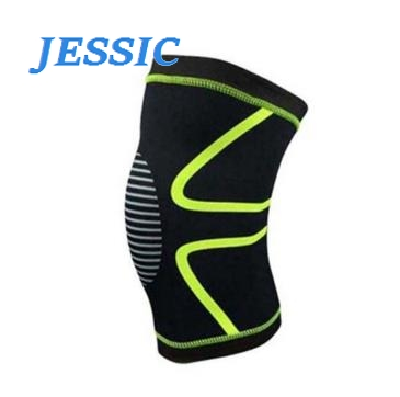 JESSIC Elastic Knee Brace Pads 1 PCS Bracelet Set Of Knee Bracelet Basketball Volleyball Safety Band
