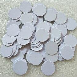 TI-2048 münze tag ISO15693 Tag-es HF-I PIus(TMS37112) 100 teile/los