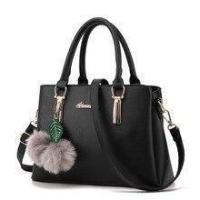 Top Brand Luxury Handbags Women Fashion Totes PU Leather Han