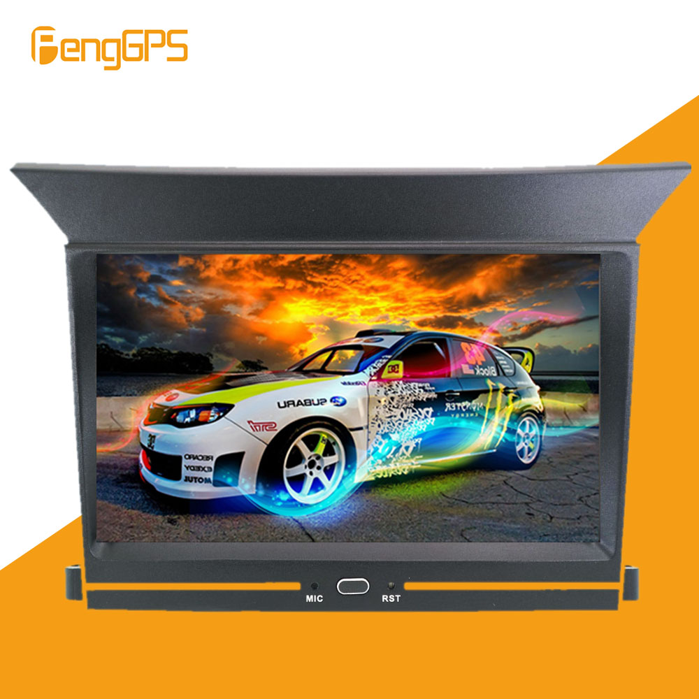2 Din car no CD DVD Player Android 8.1 Car <font><b>GPS</b></font> Navigation Radio <font><b>for</b></font> <font><b>Honda</b></font> <font><b>Pilot</b></font> 2009 2010 2011 2012 7 INCH IPS Screen Unit image