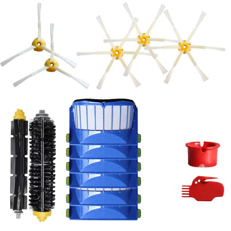 Brush Cleaning Tools For IRobot Roomba 600 605 610 615 616 620 Vacuum Parts Cleaning Tools Accessories image