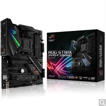 ASUS ROG STRIX X470-F GAMING motherboard X470 AM4 Gaming Board  used original