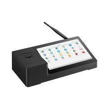 Pipo x3 rk3288 mini pc multi-funcional pos quad-core 2gb ram 32gb rom 8.9 polegadas 1920*1200 ips impressão térmica android 7.1