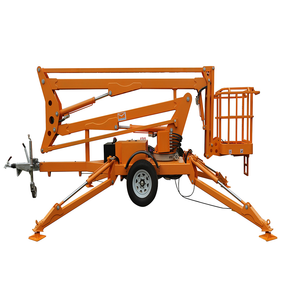 18m Hydraulic Electric Boom Lift ...