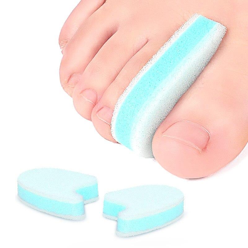 Hallux Valgus Thumb Valgus Along Toe Pad Overlapping Toe Orthosis Big Foot Bone Daily Toe Separator Sponge