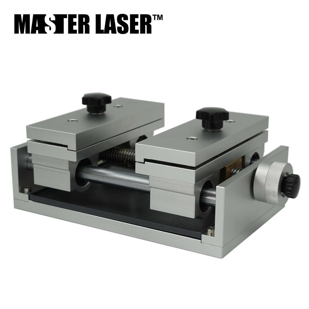 Мастер лазерное приспособление зажим для золотой фольги серебряной фольги медной латуни держатель фольги лазерная маркировочная машина д