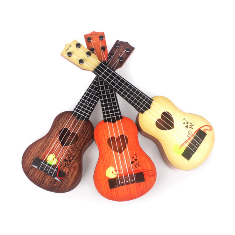 Beginner Classical Simple Ukulele Guitar 4 Strings Educational Musical Concert Instrument Toy Kids Christmas Gift