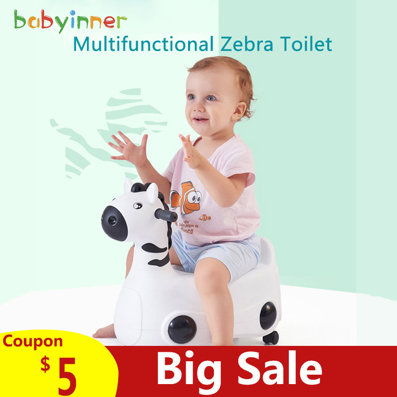 Baby Toilet  Toddler Potty Training Portable Large Drawer Toilet For Young Children Bedpan Urinal PP Material