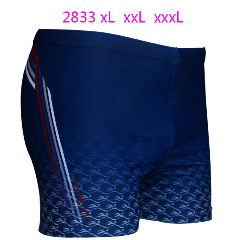 Top Grade Swimming Trunks Printed Plus-sized Swimming Trunks Men Fertilizer-Swimming Trunks Men's Swimming Trunks 2833 Bathing S