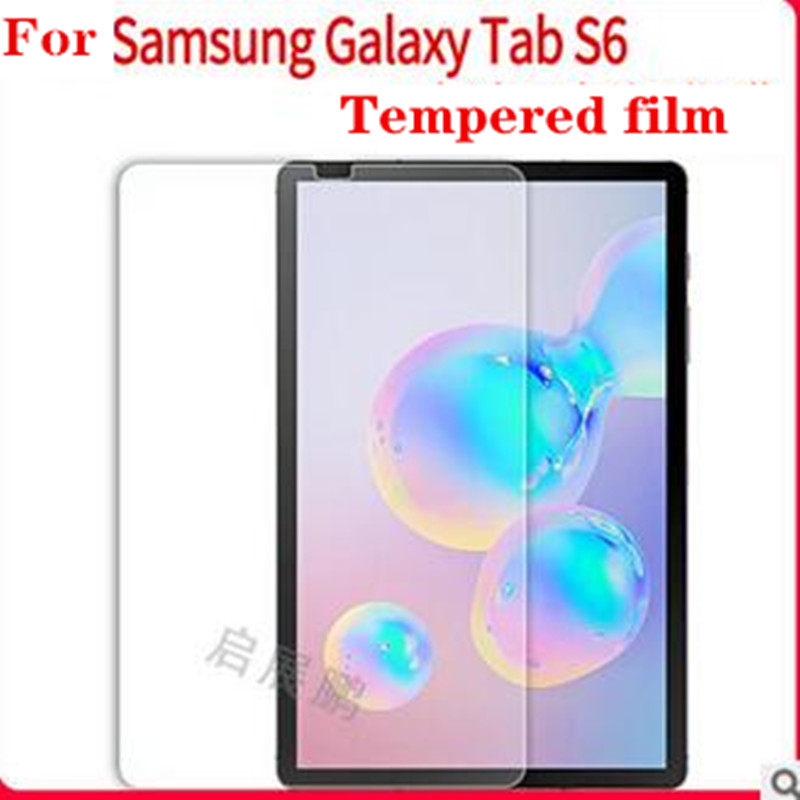 Screen Protector Tempered Guard For Sa2pcs Msung Galaxy Tab S6 10.5 T860 T865 SM-T860 SM-T865 Tempered Glass Protective Film