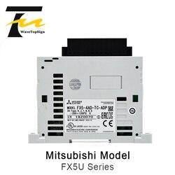 Mitsubishi FX5U modul FX5-4AD-ADP 4DA FX5-232ADP 485 TC PT-ADP
