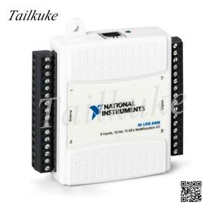Image 1 - NI USB 6008 Data Acquisition Card Multi Function DAQ 779051 01