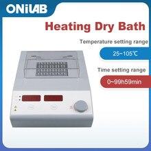 ONILAB H105-S1 laboratorio Thermos shaker riscaldamento bagno asciutto con prezzo competitivo