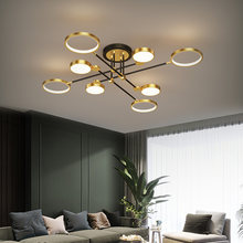 Современный светодиодный Люстра светильник ing для Гостиная