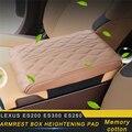 Für Lexus es 2018 ES200 ES300 ES260 Auto Armlehne Box Erhöhung Pad Abdeckung Trim Innen Zubehör-in Kfz Innenraum Aufkleber aus Kraftfahrzeuge und Motorräder bei