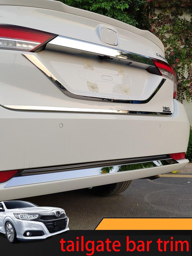 Специально для Honda Crider резерв коробка Декоративная полоса для хвостовой коробки украшение задней двери 2019