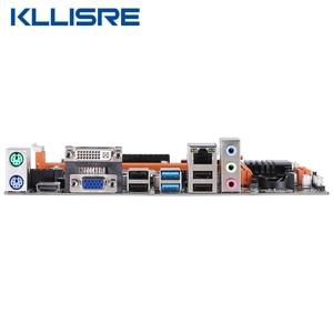 Image 5 - Kllisre B75 اللوحة مجموعة مع إنتل كور I5 3570 2x8GB = 16GB 1600MHz DDR3 ذاكرة عشوائيّة للحاسوب المكتبي USB3.0 SATA3