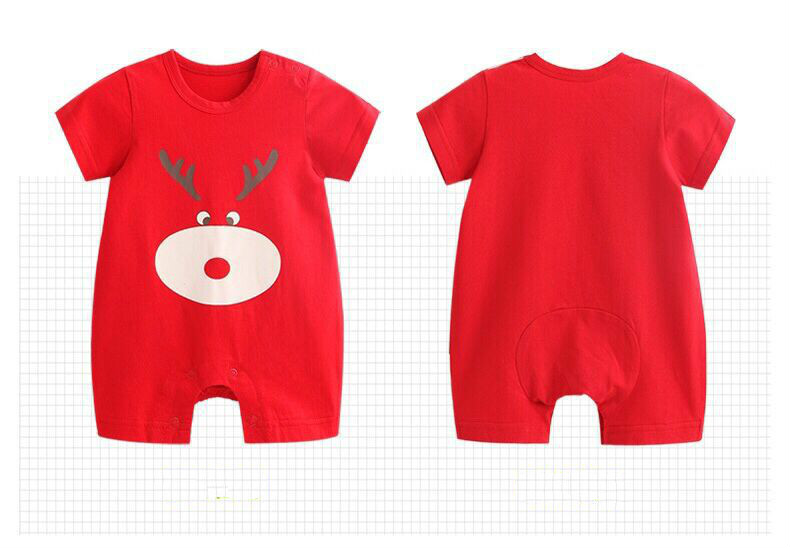 He0318476240140e8862cf690e7d76ecbS Newborn Mickey Baby Rompers Disney Baby Girl Clothes Boy Clothing Roupas Bebe Infant Jumpsuits Outfits Minnie Kids Christmas