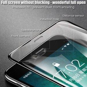Image 2 - Coverage Full Tempered Glass Film For LG V30 V40 V50 V30S ThinQ G8 K12 Plus G7 V35 Sceen Protector Toughened Protective Glass